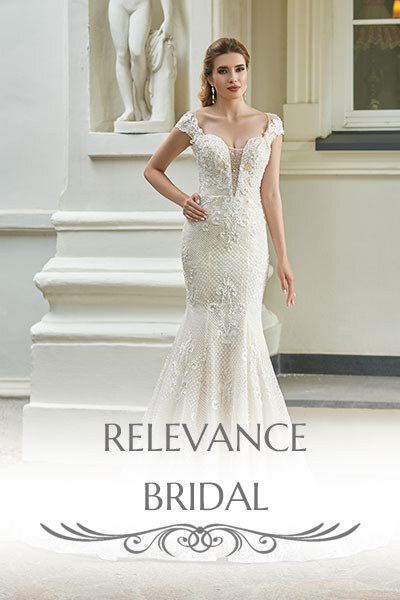 65601bdd14 Kolekcja RELEVANCE BRIDAL 2019